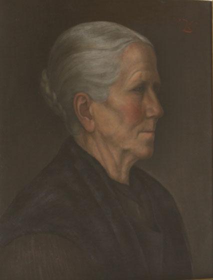 Karl Lang Archiv Portrait Büsingen
