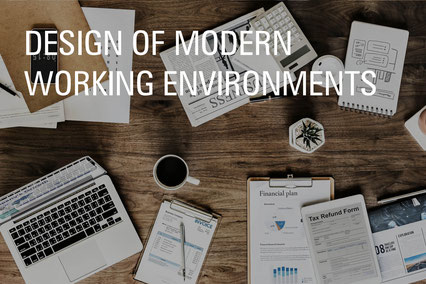 The Design of Modern Working Environments of the Center of HR Excellence