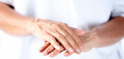 Osteopathie - Selbstheilungskräfte aktivieren, den Körper in sein Gleichgewicht zurückführen