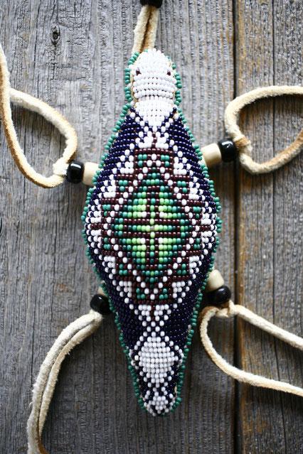 lizard amulet