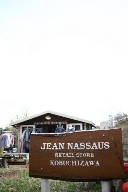 JEAN NASSAUS RETAIL STORE KOBUCHIZAWA
