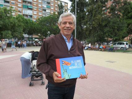 Eduardo Reyes, Cornellà, 7 de setembre. «¡Ostia que libro más chulo!»