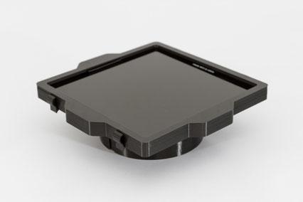 Filterhalter mit Filter und Abschatter von logodeckel