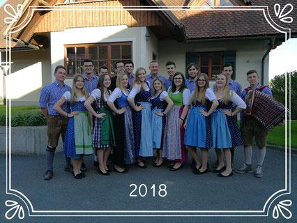 Bandltanzen 2018