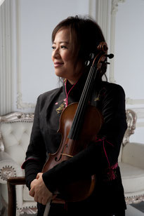 Prof. Anne Shih (Violine)