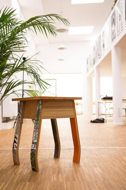 Skateboard Furniture