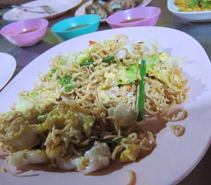 Seafood Noodles Lek & Rut Bangkok