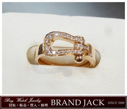 仙台|フレッド フォース10リング PG ダイヤ 指輪を高額買取