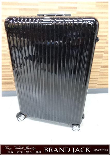 仙台|リモワ RIMOWA サルサデラックス スーツ キャリーケース 870.77を高額買取
