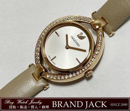 仙台でスワロフスキー ステラ ウォッチ 5376830 レディース時計を高額買取