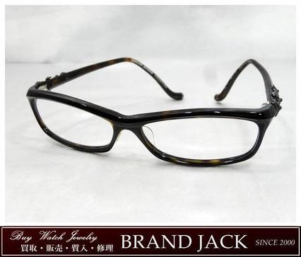 仙台|クロムハーツ アイウェア 眼鏡  BEARDED BABY-A 56-14-132を高額買取