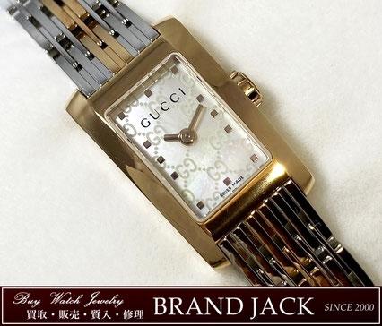 グッチ Gメトロ レディース腕時計 YA086516 8600Lを仙台で高額買取