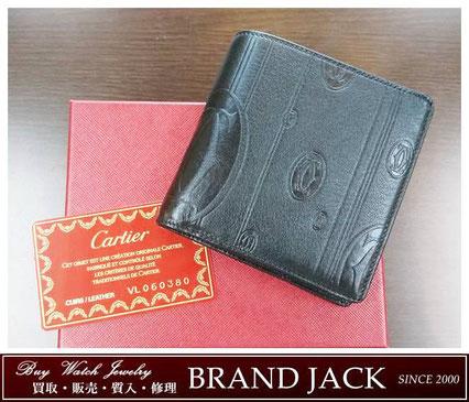 仙台|Cartier パシャ ドゥ カルティエ L3001209 二ツ折財布を高額買取