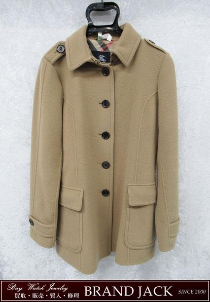バーバリーロンドン コート アウター 洋服を仙台で高額買取