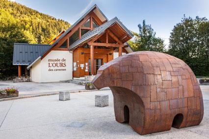 Maison de l'ours des Cavernes - Entremont le Vieux