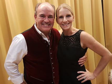 Wolfram Kons RTL mit Martina Enthammer