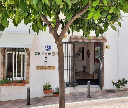 Taller de cerámica   en Málaga