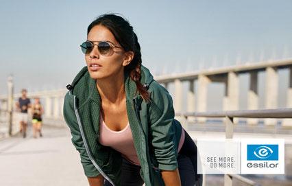 Sonnenbrillengläser in Sehstärke zu günstigen Komplettpreisen