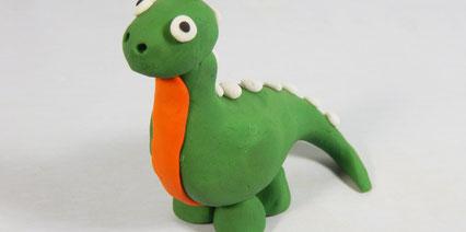 HAGA CLICK en el dinosaurio para deleitarse con Dibujosenacción
