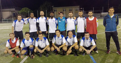 2018 09 - Match nul 1 - 1 contre Labteam