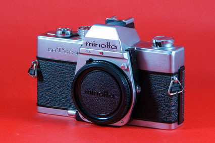 MINOLTA SR-T SC-II