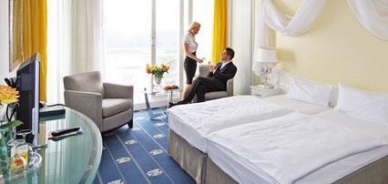 Zimmer Vitalia Seehotel