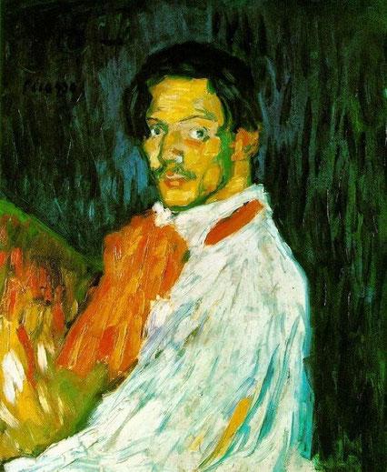 """Самые известные картины Пабло Пикассо - """"Я, Пикассо"""""""