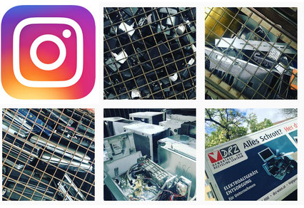Instagram Fotocollage
