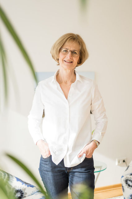 Brigitte Pesch ärztliche Psychotherapeutin Oberasbach Fürth