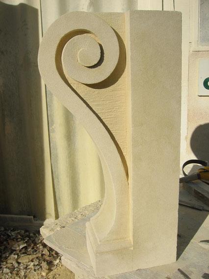 fireplace-stone-leg-carved-thoronet-var-83