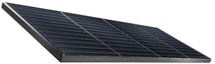 Grossflächenkollektor von Solar hoch 2