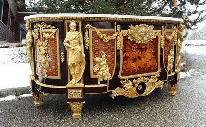 Dagobert Peche, gelb, Antiquität, Geschirr