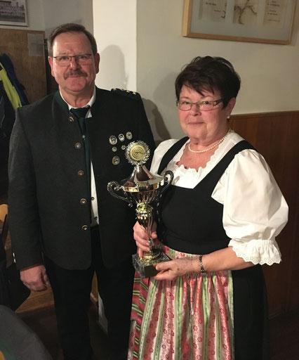 Alterspokal 2019 / Gerda Kleidorfer