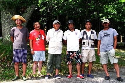 「北琵琶湖レイクトローリング遊漁船グループ」創立メンバー。詳しくは小誌05号を