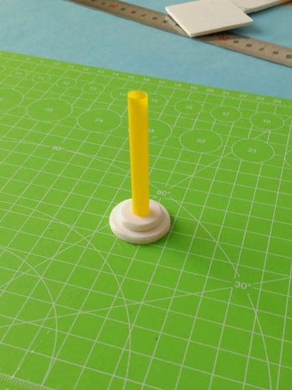 Miniatur Bistrotisch