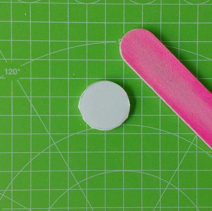 Miniaturtisch basteln