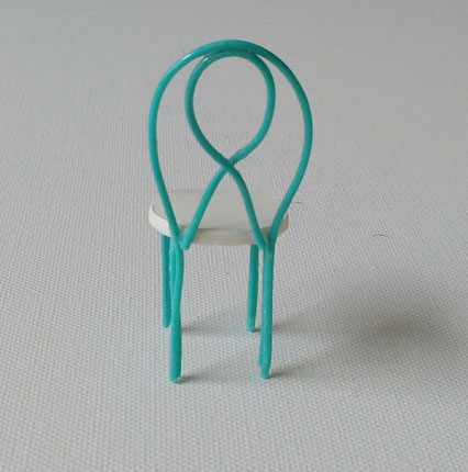 Miniaturmöbel basteln