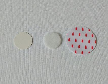 Stuhlpolster Miniatur