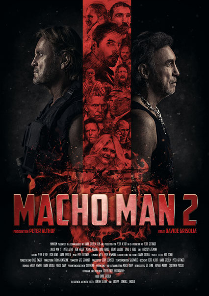 Macho Man 2 Premiere