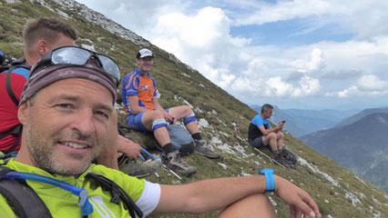 Laliderer Falk - Teamwork zwischen Blausteig- und Falkenkar