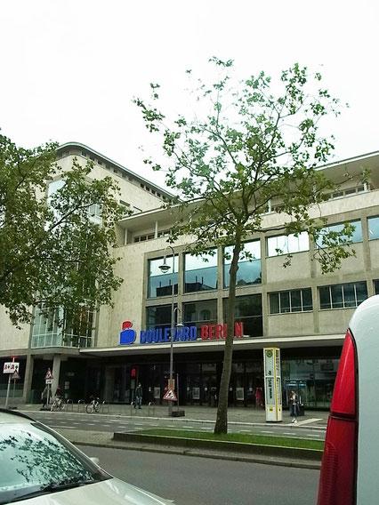 2. Juli 2017, Berlin Steglitz, Schloßstraße. Platanen mickern seit Jahren vor sich hin.