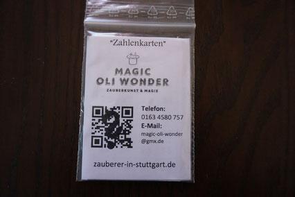 Online-Zauberschule für Schulkinder, Erzieher und Lehrer!  Zaubertricks lernen im Zauberkurs für Kinder! Zaubertricks für Anfänger by Magic Oli Wonder.