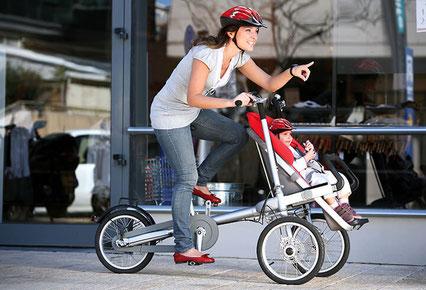 自転車モード
