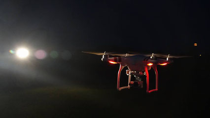 DJI Phantom 3 Drohnenkurs Mario Jeschke
