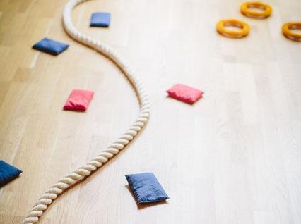 Psychomotorische Förderung für Kinder - Neukirchen Vluyn