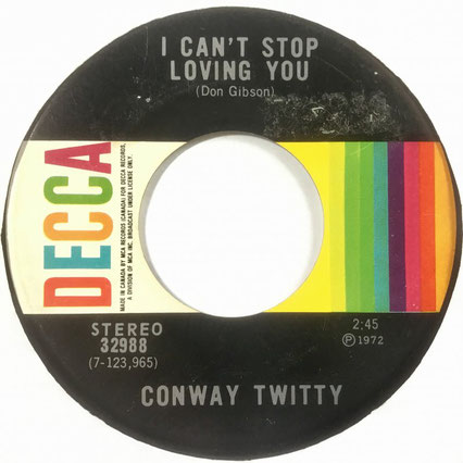 Conway twitty song lyrics