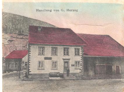 """Einkaufen im Oberdorf: """"s Obere Chrämers"""" (Herzog)"""