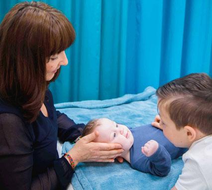 Osteopathie für Kinder und Säuglinge Duisburg Moers Krefeld Oberhausen