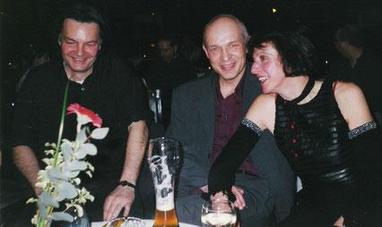 mit Thomas Dietenberger und Ralf Schepke