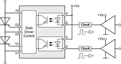 Thyristor Trigger für Wiederstands-Schweißgeräte, Inverter-Schweißgeräte, Bahnstromversorgung, Antriebssteuerungen, Elektronenstrahl-Schweißmaschinen, Galvanisierungsanlagen, USV - Unterbrechungsfreie Stromversorgungen und Steuerung von Beleuchtungen